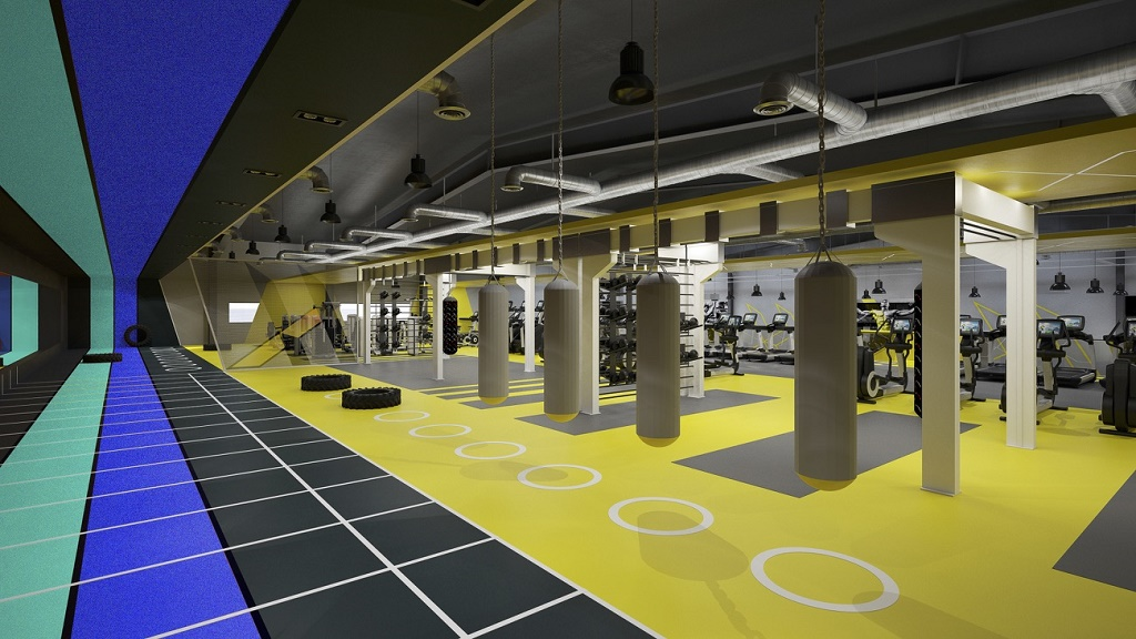 zynk creates new design blueprint for Horizon Fitness, Oman