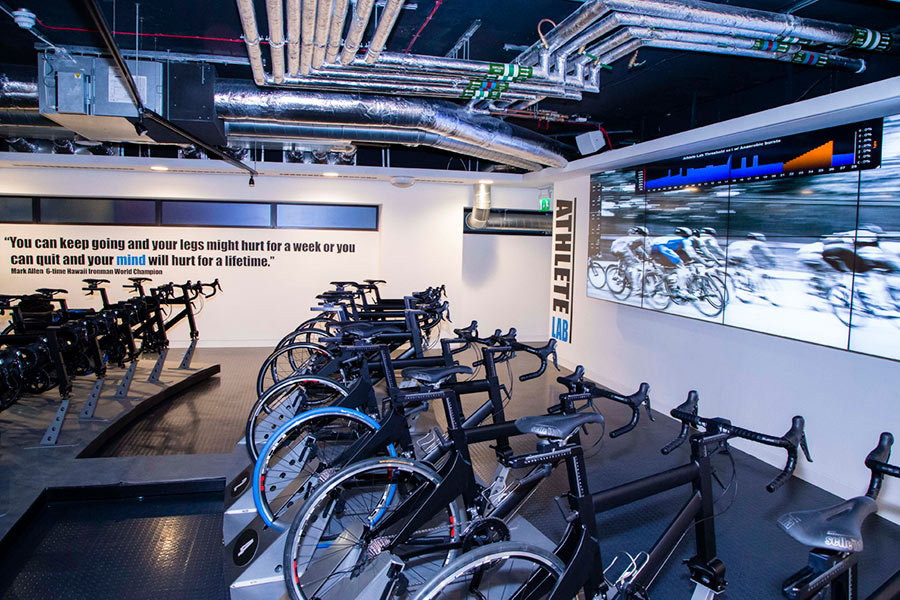 Hiit, Spinning, Cycling Studio Interior Designers & Architects