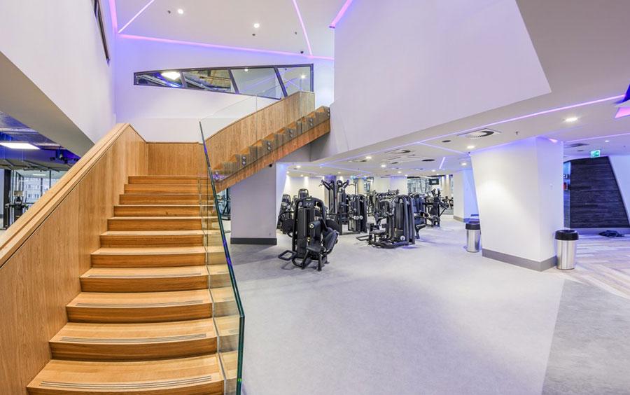 Gym Interior Design & Architecture Consultants