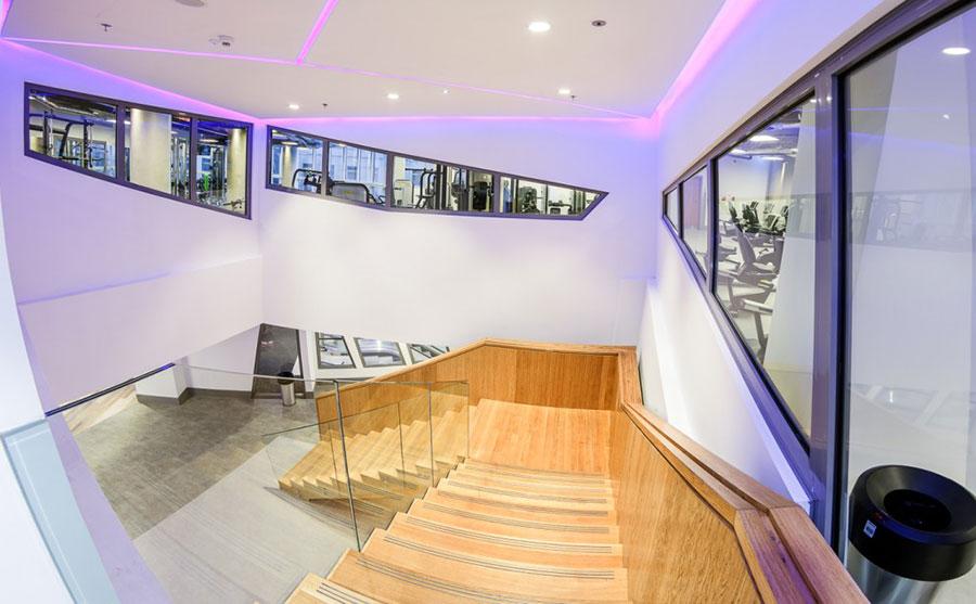 Fitness Centre & Gym Interior Design & Architecture