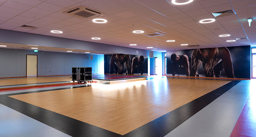 Hiit Studio, Spinning Studio & Gym Architects & Interior Designers