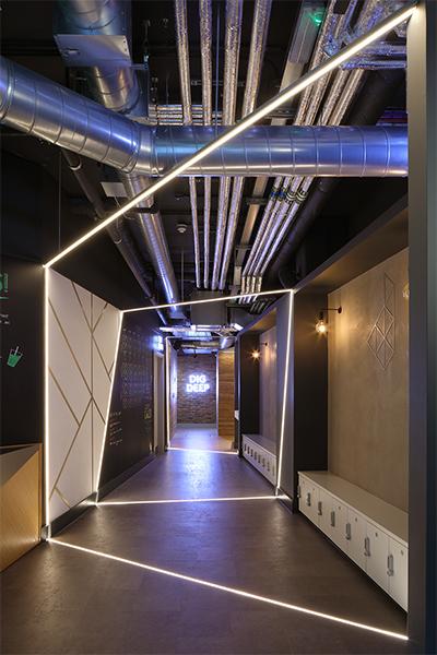 Boutique Hiit Studio Architects