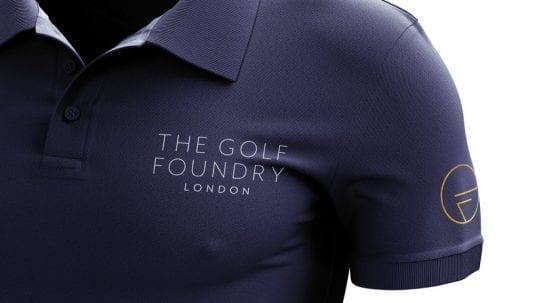 Golf Foundry Branding
