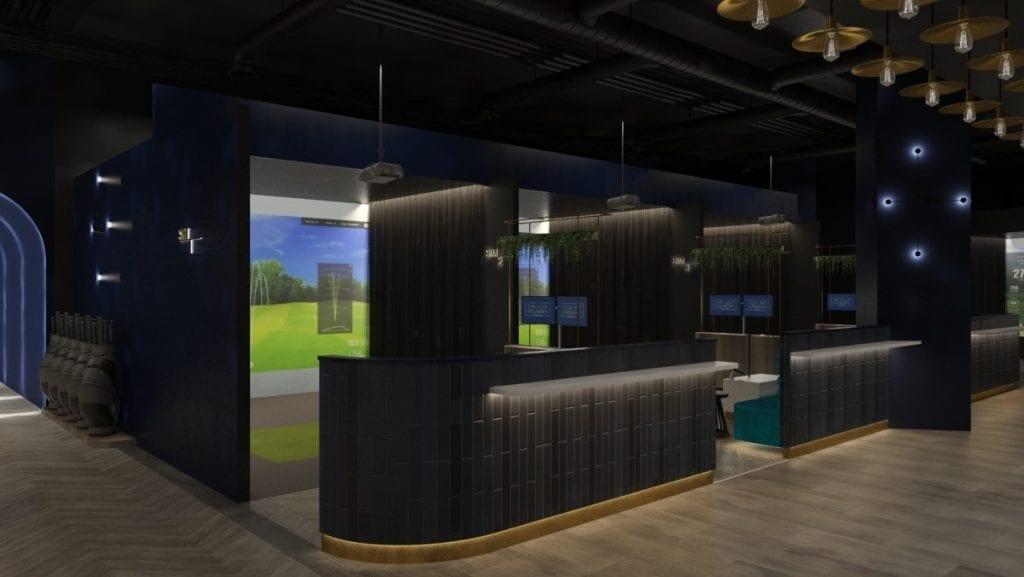 fitness interior design