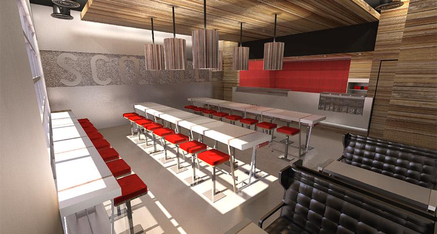 bar interior designers