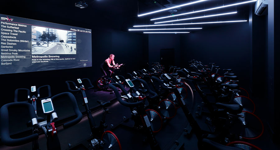 Boutique Hiit & Spinning Studio Interior Designers & Architects