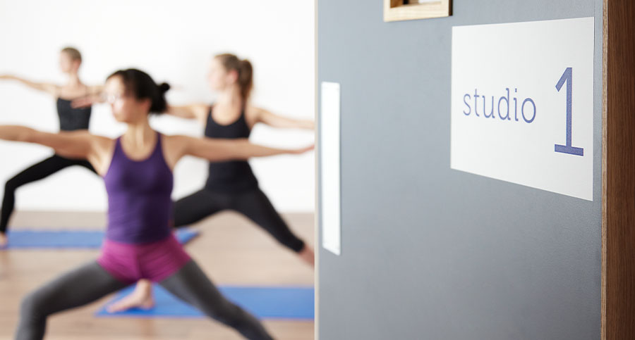 Yoga Studio Interior Design