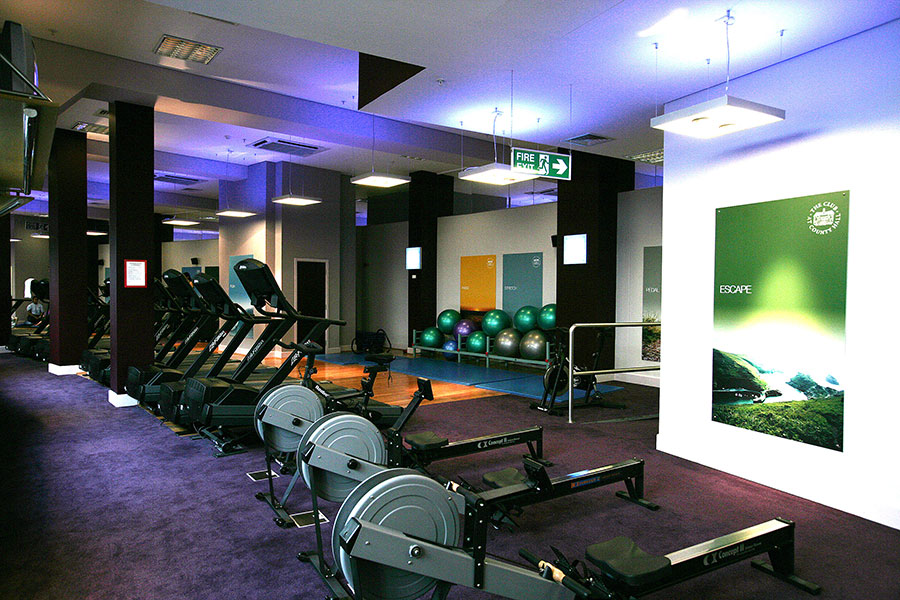 Hotel Leisure Club Interiors