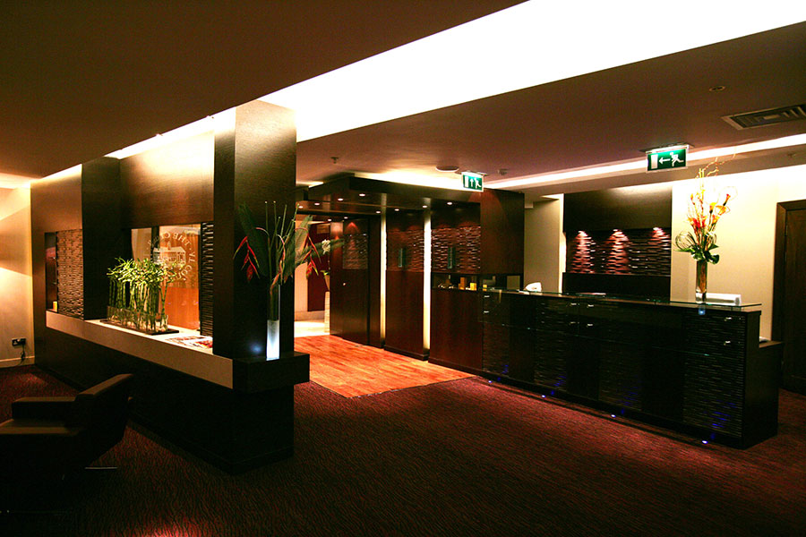 Hotel Leisure Clubs Interior Architects