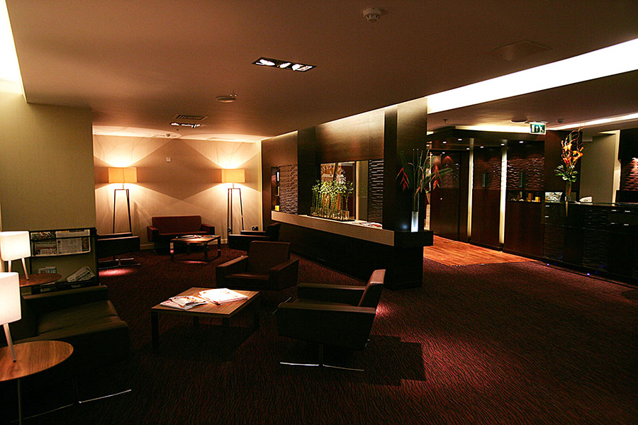 Hotel Leisure Club Interior Design