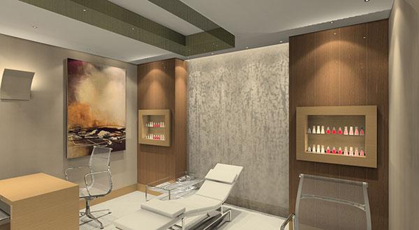 Hotel Spa Interior Designers