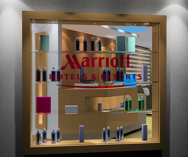 Hotel Spa Interior Architecture