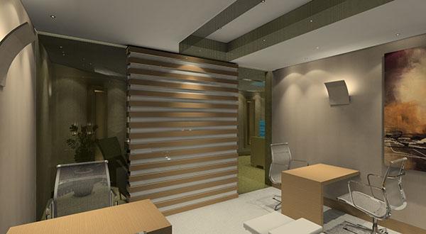 Hotel Spa Interior Design