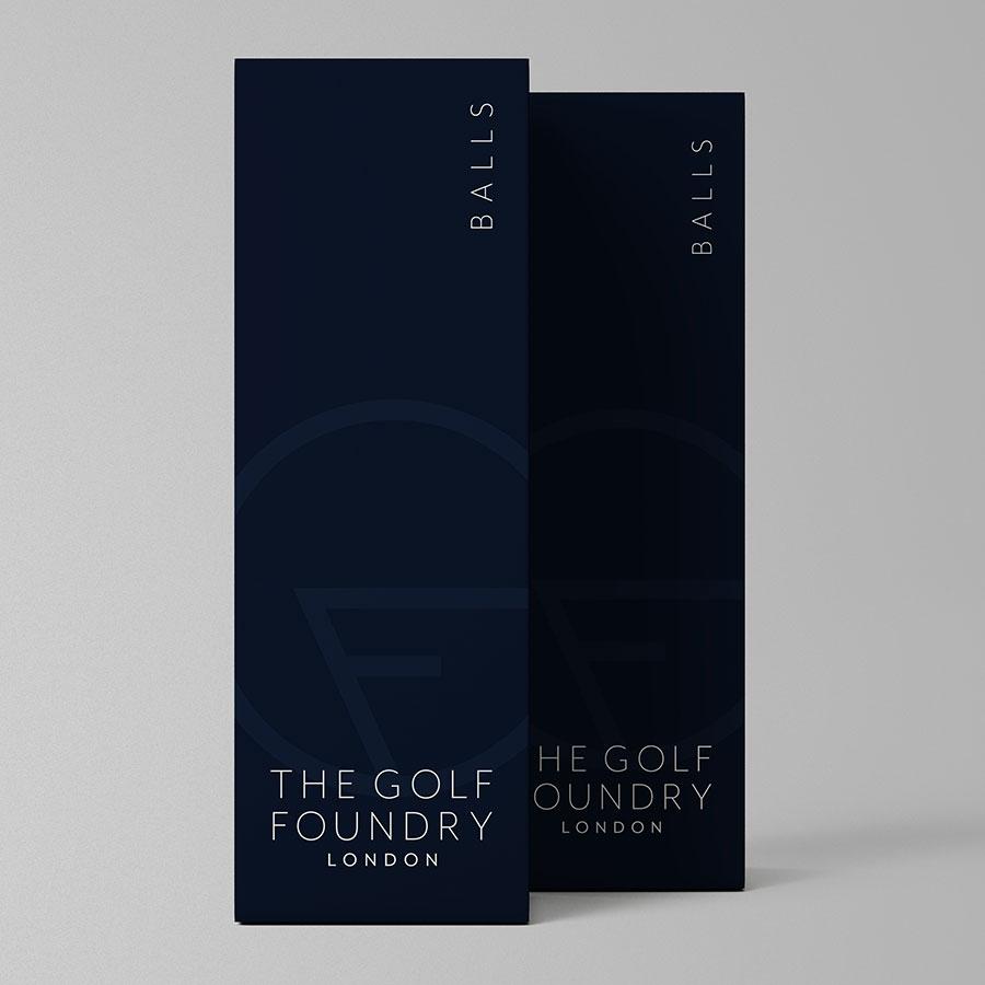 Golf Foundry balls