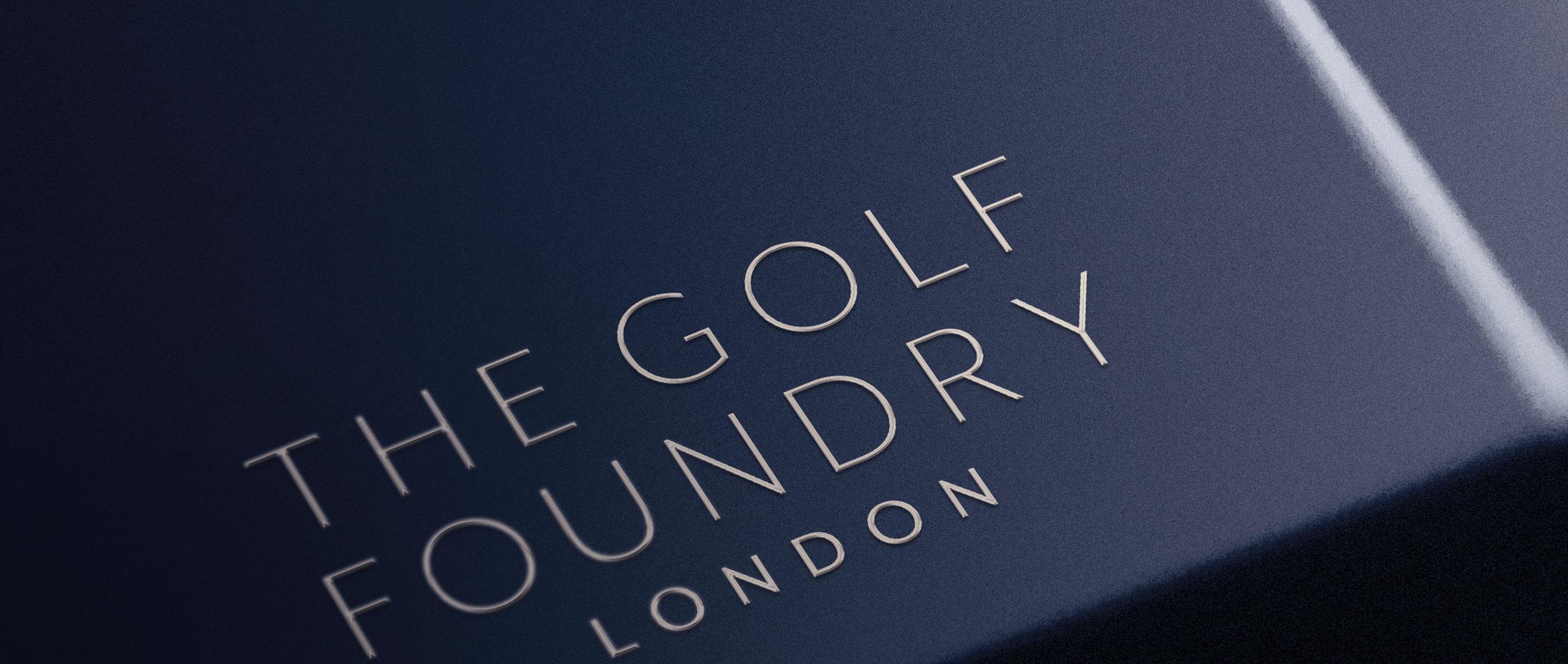 Golf Foundry Header