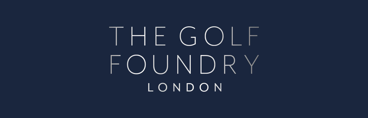 the golf foundry branding