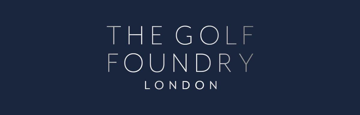 The Golf Foundry logo design