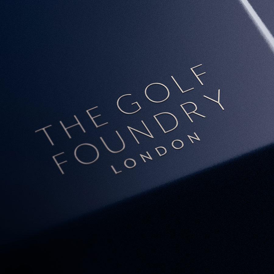 The Golf Foundry Logo