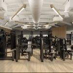 Leisure Facility Gym Design